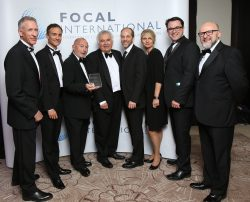 Focal Awards 2017@Royal Lancaster Hotel,London